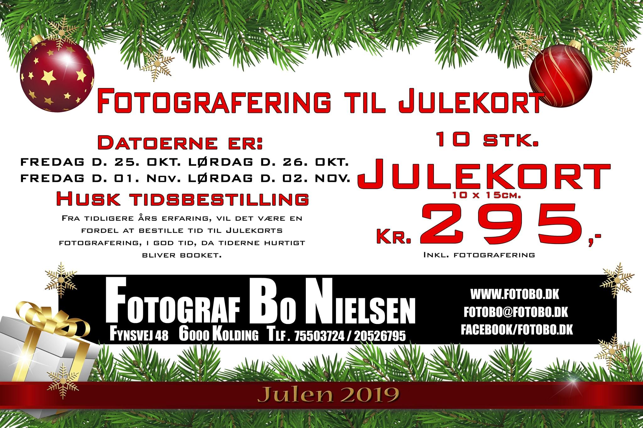 Billeder til julekort 2019